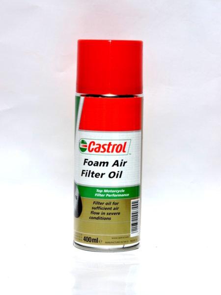 Castrol Foam Air Filter Oil 0.4L
